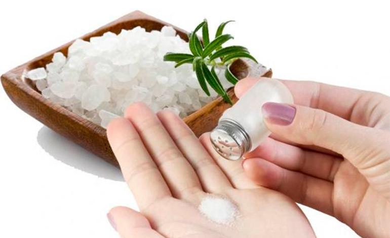Uso Esotérico De La Sal De Mar